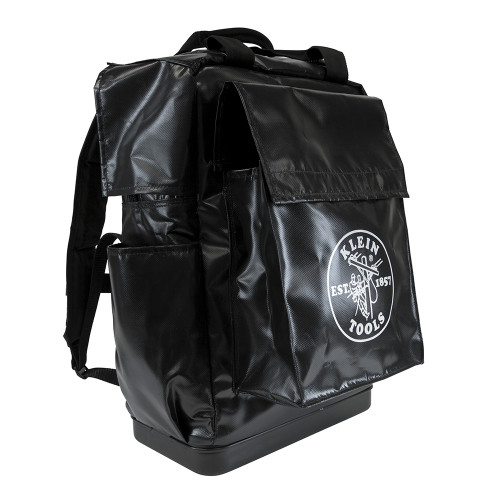 "Klein 5185BLK 18"" Black Tool Bag Backpack"