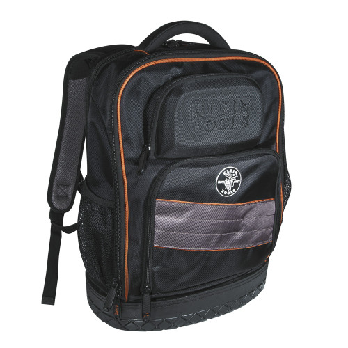 Klein 55456BPL 25-Pocket Tradesman Pro Laptop Backpack / Tool Bag