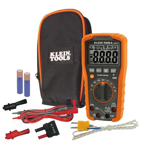 Klein MM600 1000V Auto-Ranging Digital Multimeter