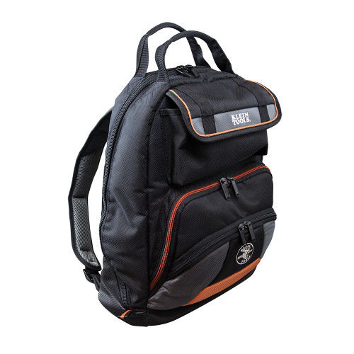 Klein 55475 35-Pocket Tradesman Pro Tool Bag Backpack