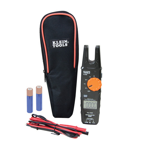 Klein CL360 200A AC Auto-Ranging Open-Jaw Electrical Tester