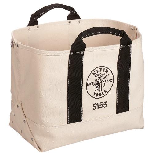 "Klein 5155 17"" Canvas Tool Bag"