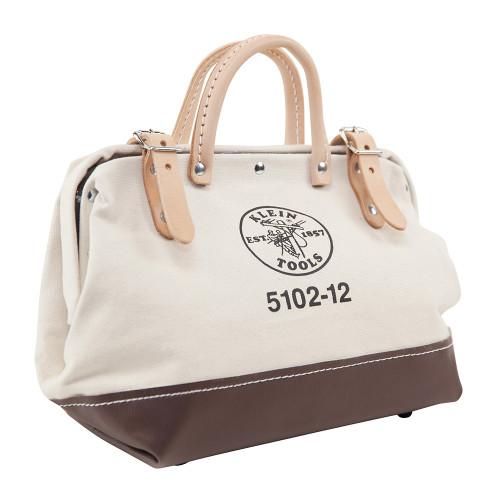 "Klein 5102-12 12"" Canvas Tool Bag"