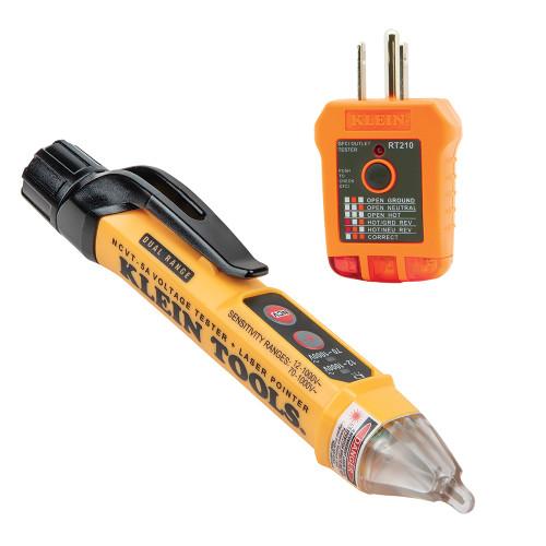 Klein NCVT5KIT Electrical Tester Kit