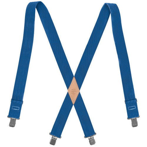 Klein 60210B Adjustable Back Nylon-Web Suspenders