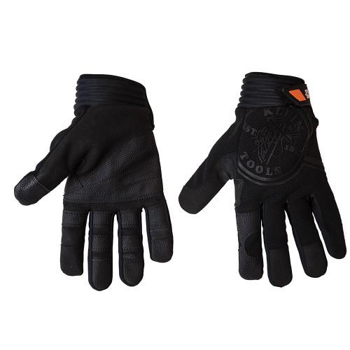 Klein 40232 Medium Journeyman Wire Pulling Gloves