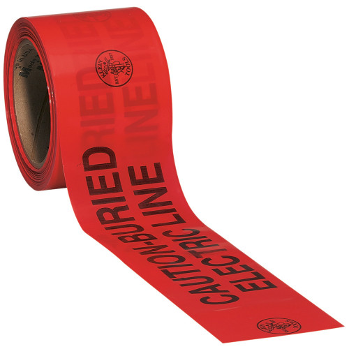 Klein 58002 200Ft Caution Warning Tape
