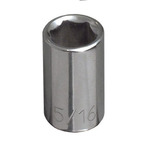 """Klein 65601 7/32"""" Standard 6-Point Socket"""