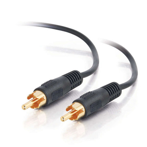 C2G 03167 6Ft Value Series Mono RCA Audio Cable