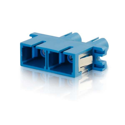 C2G 27109 SC/ST Duplex Single-Mode Fiber Optic Coupler