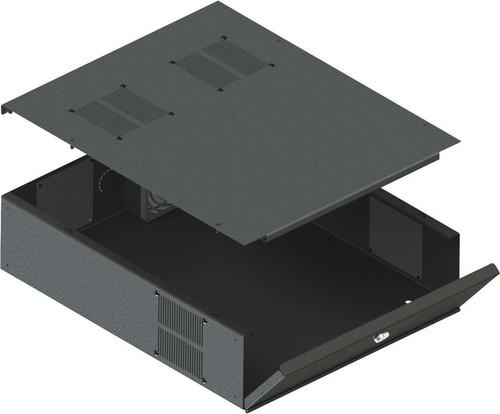 VMP DVR-LB3 Low Profile DVR/Storage Lockbox