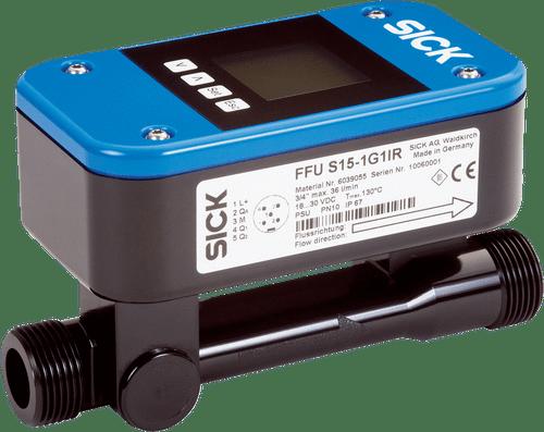 Sick 6049019 FFUC25-1G1IO Flow Sensor
