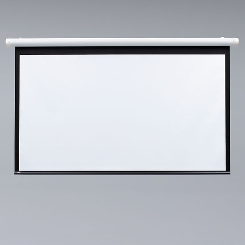 Draper Salara M With AR Manual Projection Screen