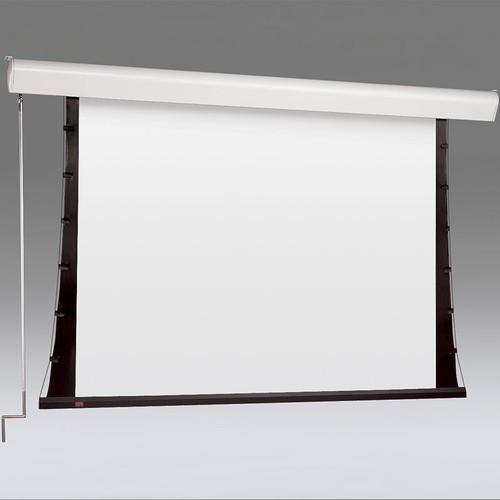 Draper Silhouette C Manual Projection Screen