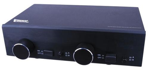 Vanco SS2V Two Pair Stereo Speaker Selector Box