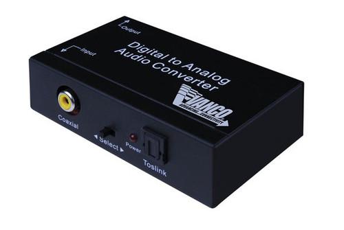 Vanco 280515 Premium Digital to Analog Audio Converter