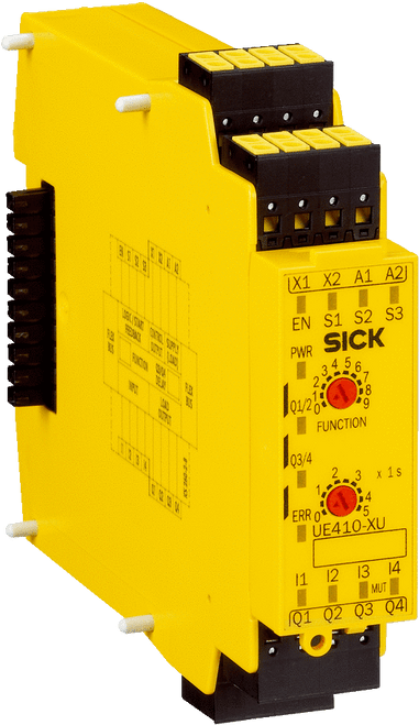 Sick 6032672 UE410-XU4T5 Safety Controller