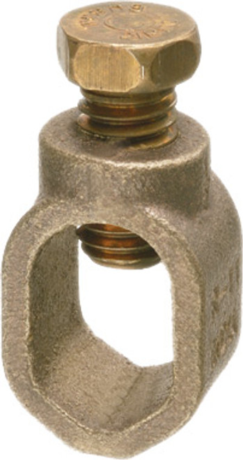 "Arlington 781 5/8"" Ground Rod Clamp, Pack of 25"