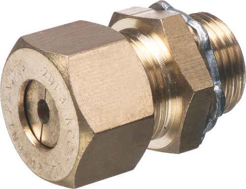 Arlington KC4 Terminating Grounding Electrode Compression Connector, Pack of 10