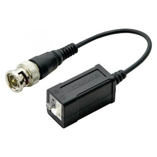 Seco-Larm EB-P101-20HQ Passive 4-in-1 HD Video Balun, 2 Pack