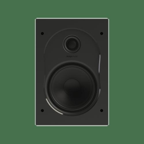 """Adept Audio IW62 6.5"""" In Wall Speakers"""