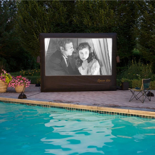 Open Air Cinema CBH-9 9Ft. Outdoor Home Theater System