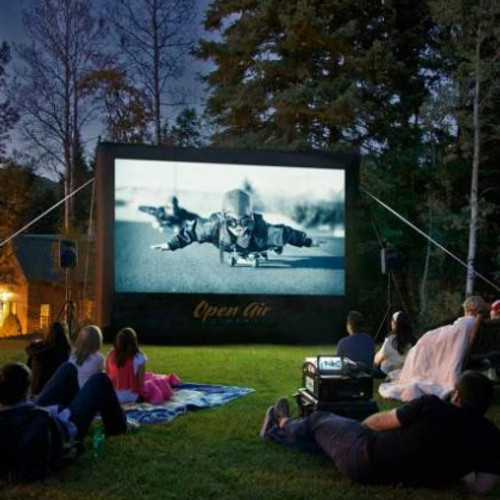 Open Air Cinema CBH-12 12Ft. Outdoor Home Theater System