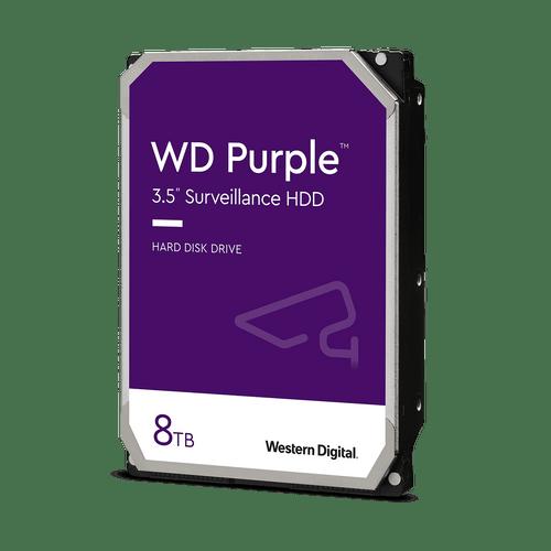 Western Digital WD80PURZ 8TB Surveillance Hard Drive