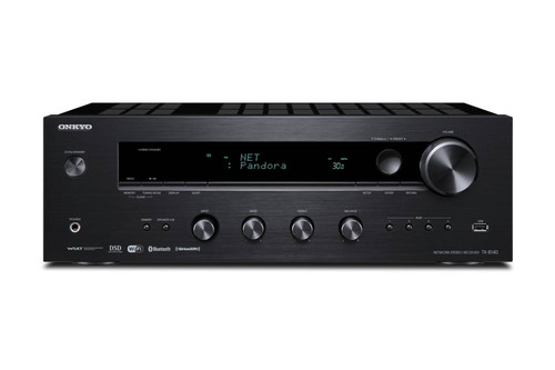 Onkyo TX-8140 Wi-Fi & Bluetooth Network Stereo Receiver