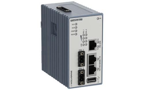 Westermo DDW-242-12VDC-BP Advanced Industrial Ethernet Extender