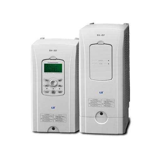 LSIS SV0008IS7-4SP  Three Phase 200~240 VAC Nema 12 High Performance Drive