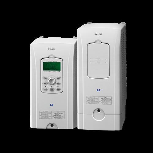 LSIS SV0055IS7-4SP  Three Phase 200~240 VAC Nema 12 High Performance Drive
