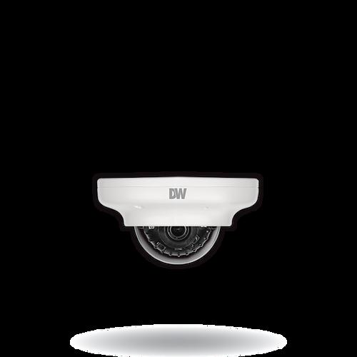 Digital Watchdog DWC-MV72DI28T MEGApix®2.1MP/1080p Ultra Low-Profile Vandal Dome IP Camera