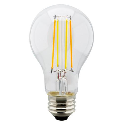 Satco S11250 Wi-Fi 5W LED A19 Clear Filament Bulb