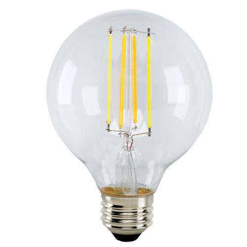 Satco S11251 Wi-Fi 4.5W LED G25 Clear Tunable Filament Globe