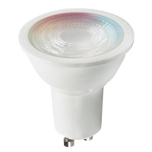 Satco S11271 Wi-FI 5.5W LED MR16-GU10 RGB & Tunable White Lamp