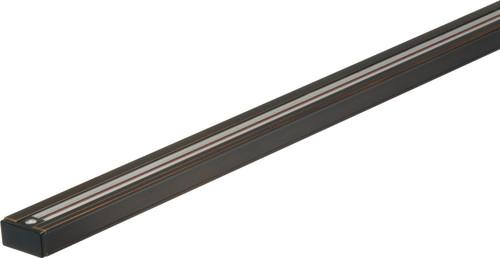 Satco TR134 8' - Track - Russet Bronze Finish