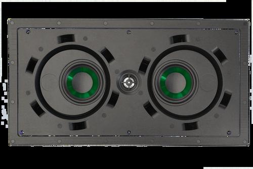 "Beale Street IPLCR4-MB Dual 4"" Pancake Speaker"