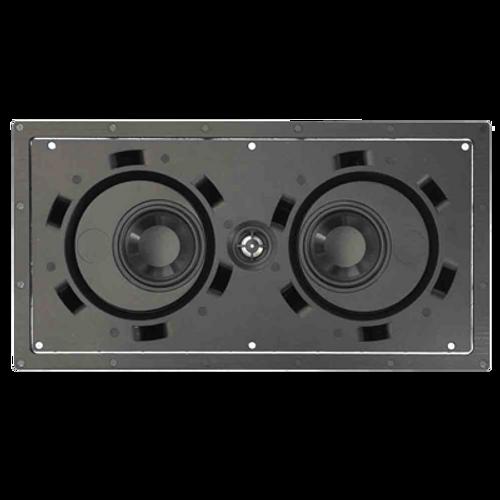 """Beale Street IPLCR4-BB Dual 4"""" Pancake Speaker"""