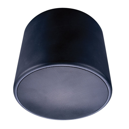 "Beale Street PESV-8B 8"" Black Pendant Speaker Enclosure"