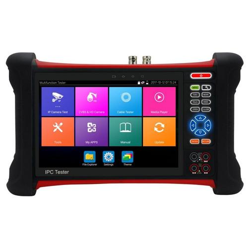 "Uniview Technology 4KTESTMON 7"" LCD Multi-Function Video Test Monitor"