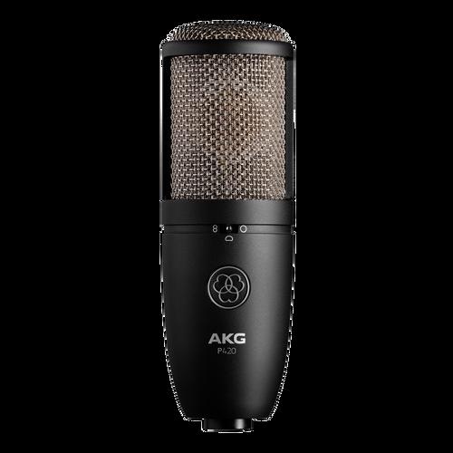 AKG P420 Studio Condenser Microphone