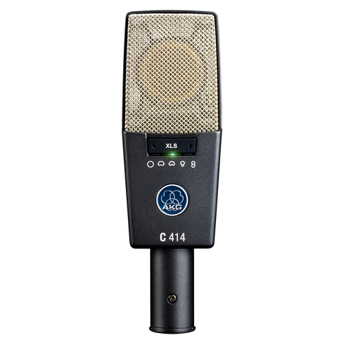 AKG C414 XLS Reference Multipattern Condenser Microphone