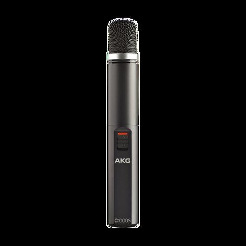 AKG C1000 S High-Performance Small Diaphragm Condenser Microphone