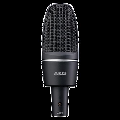 AKG C3000 High-Performance Large-Diaphragm Condenser Microphone