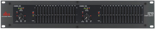 DBX 1215 Dual Channel 15-Band Equalizer