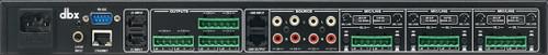 DBX 1260m 12x6 Digital Zone Processor