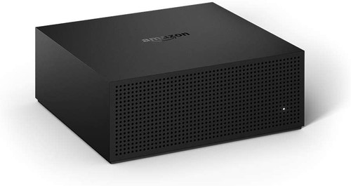 Amazon Fire TV Recast, over-the-air DVR, 500 GB, 75 hours, DVR for cord cutters