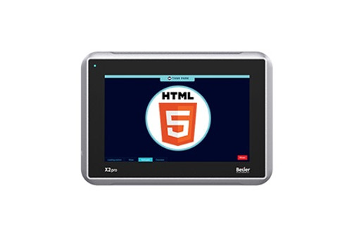 "Beijer 630023505 X2 Pro 7 Web 7"" HMI Panel"