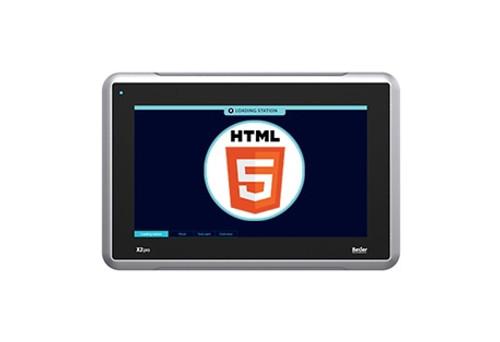 "Beijer 630023605 X2 Pro 10 Web 10"" HMI Panel"